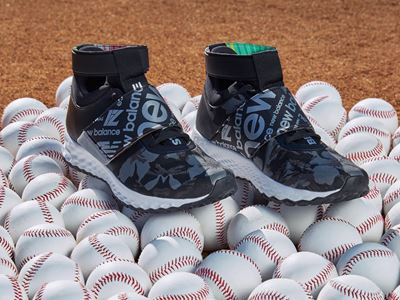 New Balance Lindor Collection - Baseball Cleat in Black