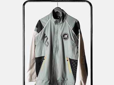New Balance KAWHI Nature of the Game Apparel Collection - Jacket
