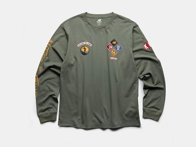 New Balance KAWHI Nature of the Game Apparel Collection - Long Sleeve T-Shirt