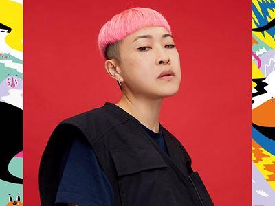 New Balance Pride 2021 - Zoie Lam