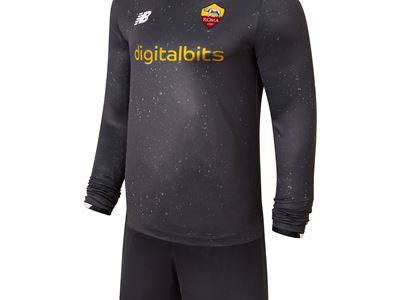 AS Roma 21/22 Home Kit - Goalkeeper