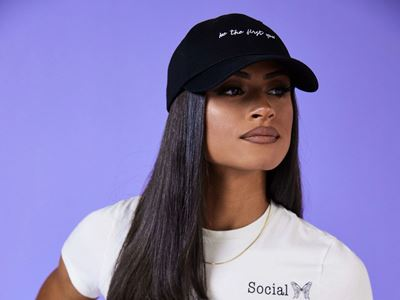 New Balance x Sydney McLaughlin Signature Collection - Social Butterfly Crop
