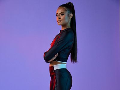 New Balance x Sydney McLaughlin Signature Collection - Crop Jacket and Tight