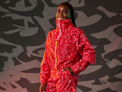 New Balance Coco Gauff Collection Track Suit
