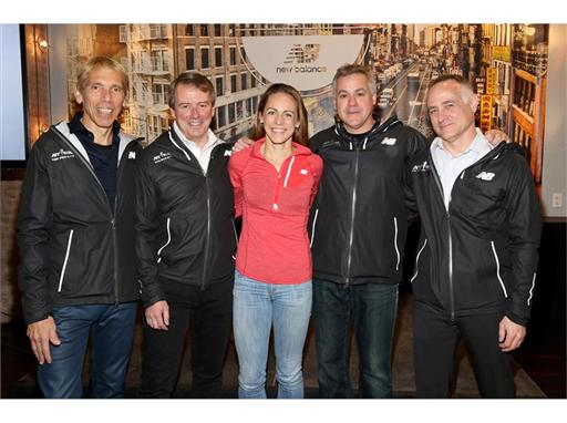 New Balance and New York Road Runners Partnership Press Conference