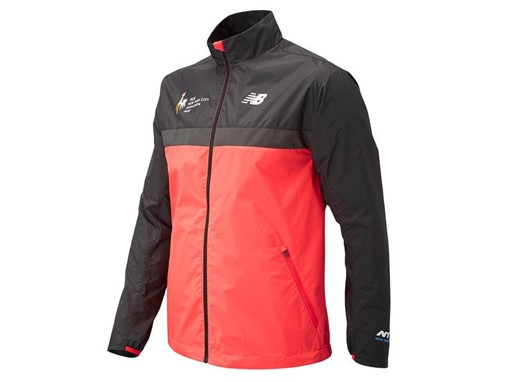 Men's Marathon Windcheater Jacket - MF73210V
