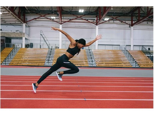 Team New Balance Athlete Gabby Thomas