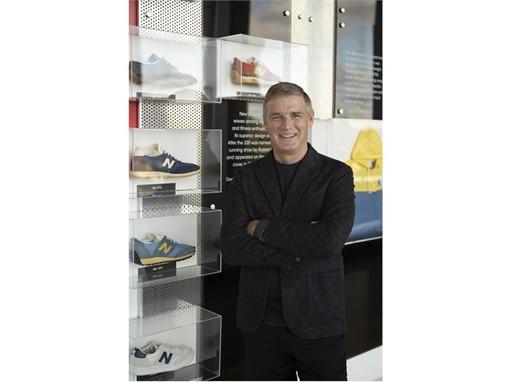 JOE PRESTON TO SUCCEED ROB DEMARTINI AS NEW BALANCE PRESIDENT & CEO