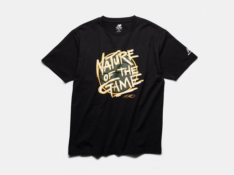 New Balance and Kawhi Launch 'Nature of the Game' Apparel