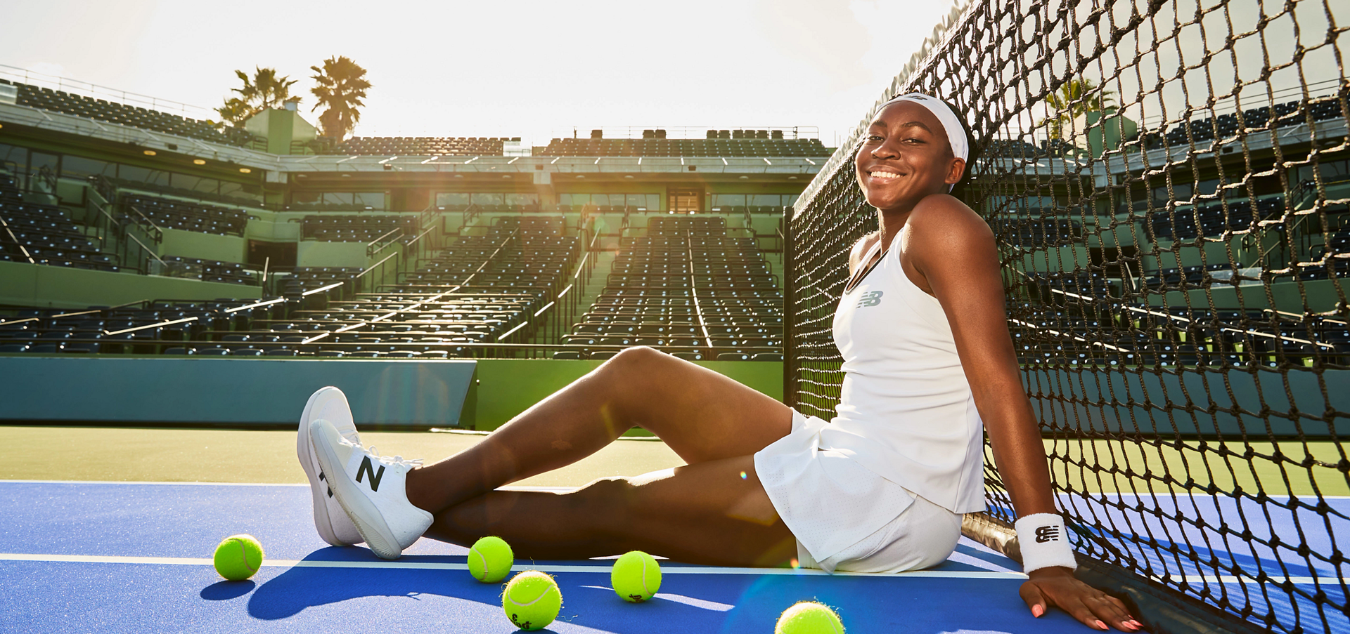 NEW BALANCE AND COCO GAUFF LAUNCH NEW 'WE GOT NOW' CAMPAIGN