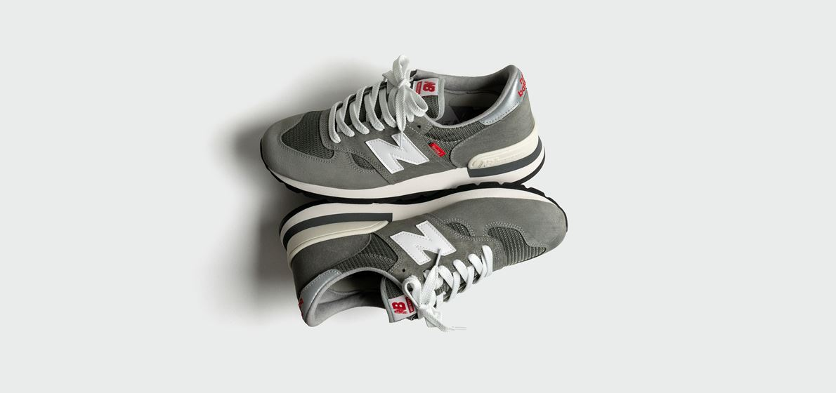 New Balance Launches its MADE 990 Version Series as a Homage