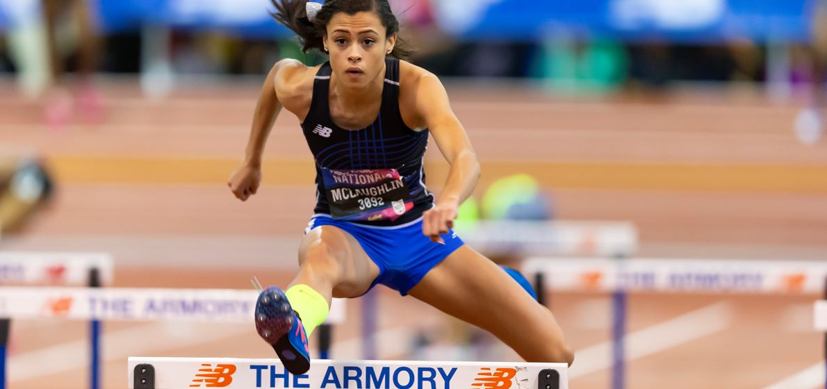 2022 NEW BALANCE NATIONALS INDOOR CHAMPIONSHIP IS ON