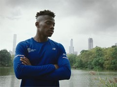 "NEW BALANCE UNVEILS ""ALL ROADS LEAD TO NYC"" CAMPAIGN FOR THE 2017 TCS NEW YORK CITY MARATHON"