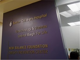 Boston Children's Hosptial x New Balance