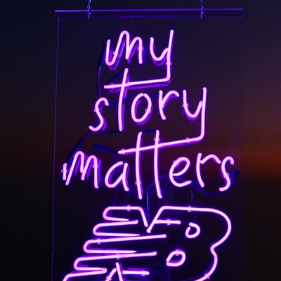 New Balance My Story Matters Campaign in Honor of Black History Month