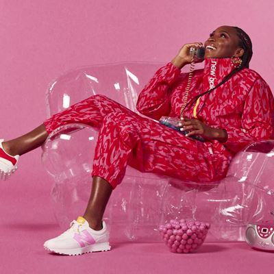 New Balance x Coco Gauff Collection - Coco's Foot Locker 34th Street Appearance