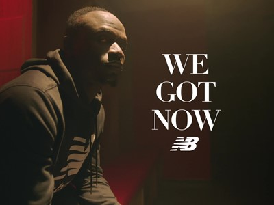 New Balance Athlete Sadio Mane - We Got Now