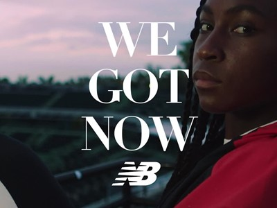 New Balance and Coco Gauff - We Got Now Video