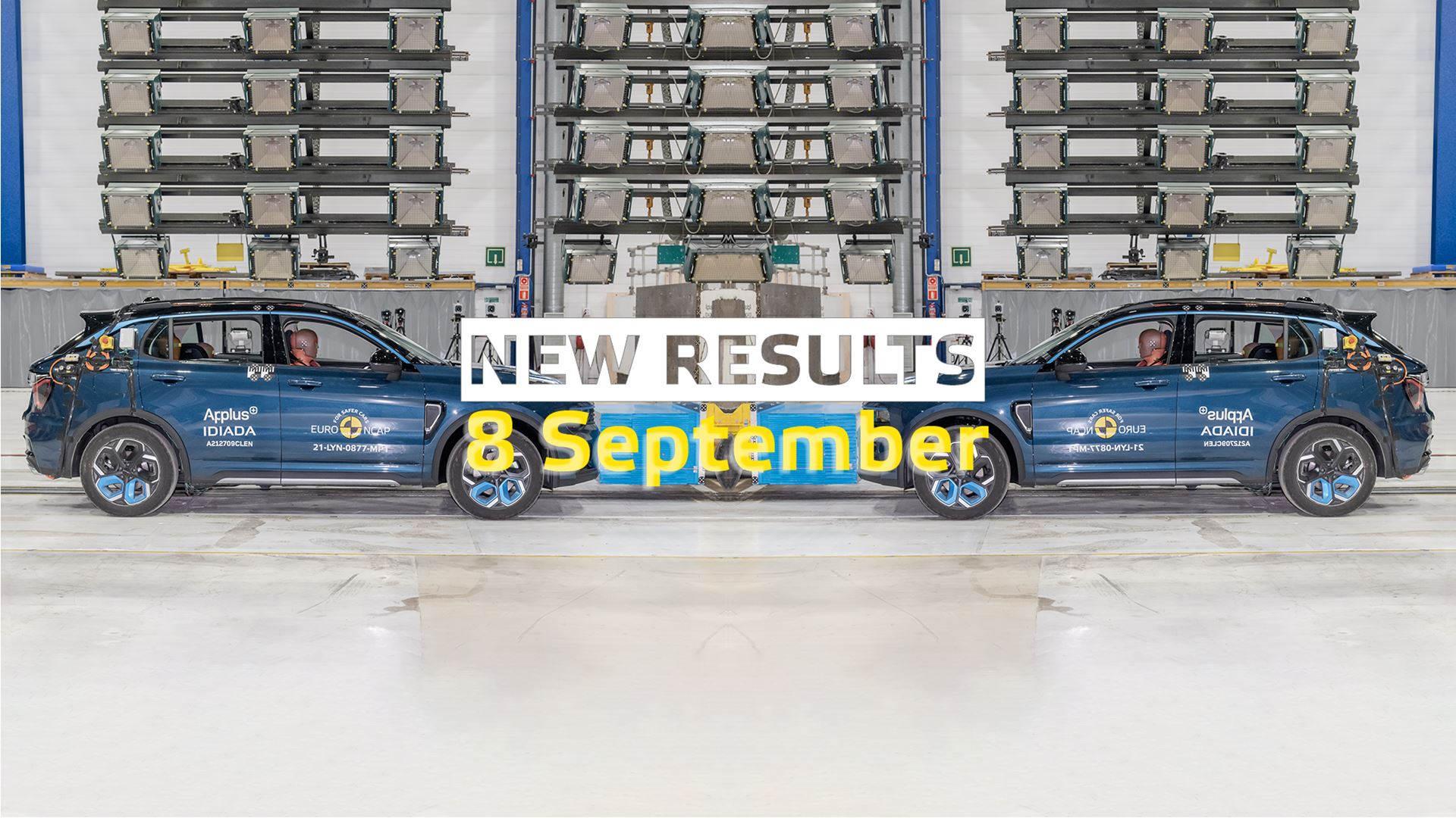 Euro NCAP to Launch Fifth Round of 2021 Safety Results