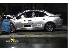 CHEVROLET Malibu - Crash Test 2011