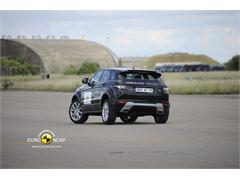 Range Rover Evoque  - Crash Test 2011
