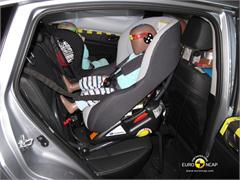 Euro NCAP Newsroom  Subaru XV  Side crash test
