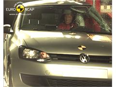VW Polo -  Euro NCAP Results 2009