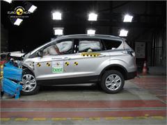 Ford Kuga - Crash Test 2012