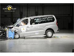 Hyundai H-1 -  Euro NCAP Results 2012