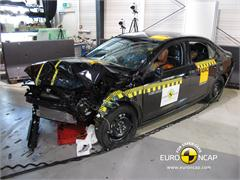 Skoda Octavia - Euro NCAP Results 2013
