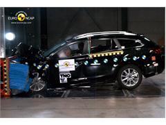 Mazda 6 - Euro NCAP Results 2013