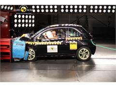 Opel/Vauxhall Adam - Euro NCAP Results 2013