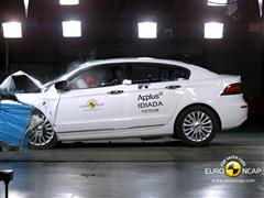Qoros 3 Sedan - Euro NCAP Results 2013