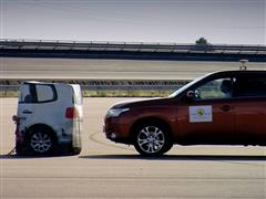 Euro NCAP to Publish First European Crash Avoidance Ratings