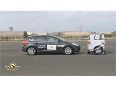 Ford Focus  - Euro NCAP AEB Results 2013