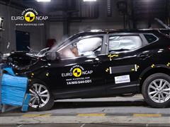 Euro NCAP Releases the Results of the Nissan Qashqai