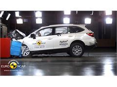 Subaru Outback  - Euro NCAP Results 2014