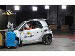 smart fortwo  - Euro NCAP Results 2014