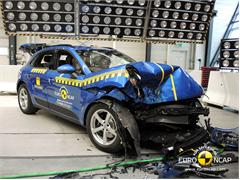 Porsche Premieres with 5 Star Macan, Dacia Logan Falls Behind