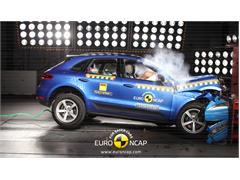 Porsche Macan  - Euro NCAP Results 2014