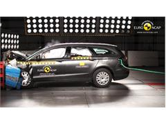 Ford Mondeo  - Euro NCAP Results 2014