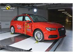 Audi A3 Sportback e-tron  - Euro NCAP Results 2014