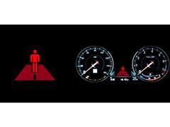 Euro NCAP Advanced Rewards 2014 - BMW Pedestrian Warning with City Brake Activation