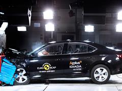 Skoda Superb  - Euro NCAP Results 2015