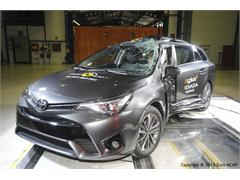 Toyota Avensis  - Euro NCAP Results 2015