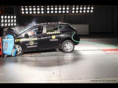 Opel-Vauxhall Astra  - Euro NCAP Results 2015