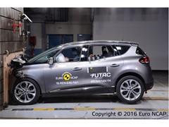 Euro NCAP Release 31 August 2016