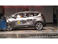 Renault Scenic - Euro NCAP Results 2016