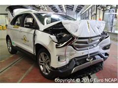 Ford Edge Euro Ncap Results