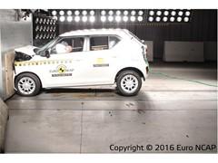 Suzuki Ignis - Euro NCAP Results 2016